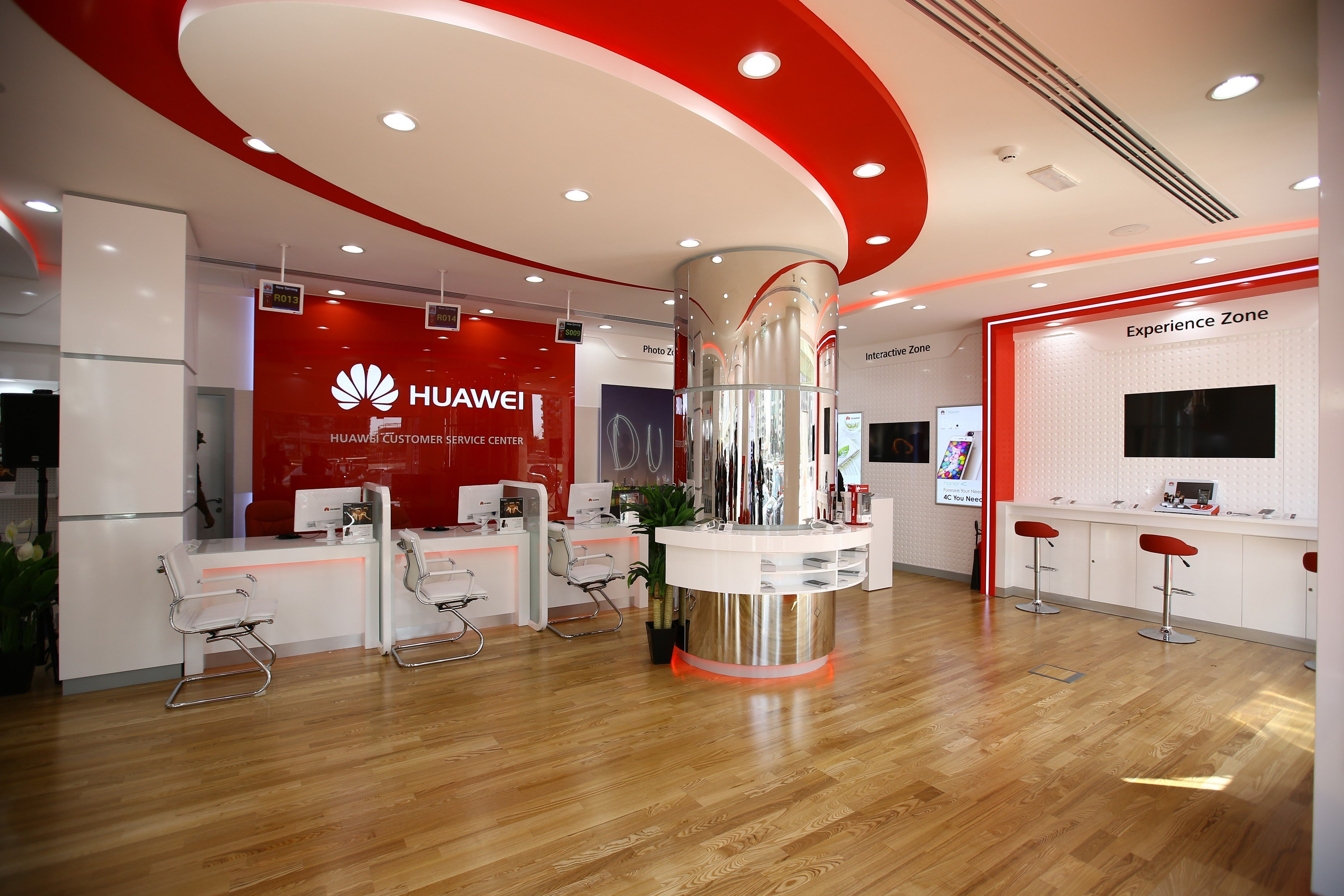Huawei plots 10 Middle East customer service centres - Gulf Business