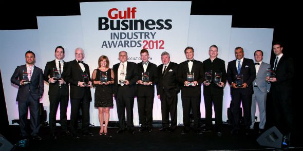 REVEALED: The Gulf Business Industry Awards Winners 2012