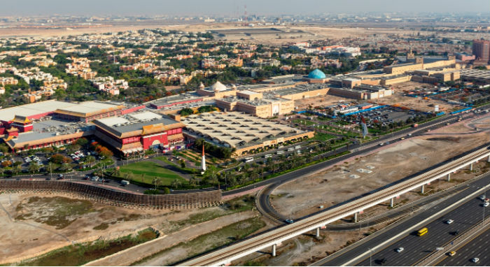 Nakheel Says Ibn Battuta Mall Welcomed 313,000 Visitors During Eid