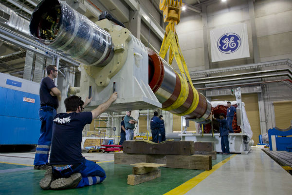 GE Announces $1bn Saudi Investment