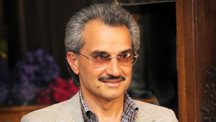 Exclusive: Prince Alwaleed's Kingdom Holding Plans New Digital Acquisition