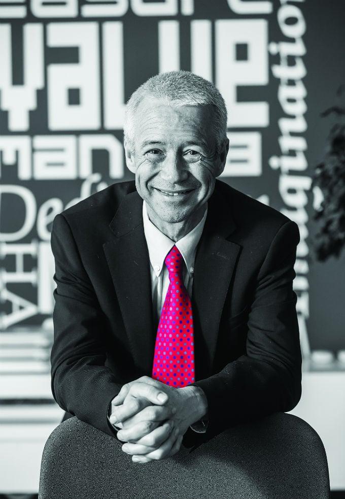 Interview: Johnson&Johnson's Pharma Ambitions