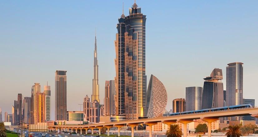 JW Marriott Marquis Hotel Dubai Looks Beyond 'Finite' GCC