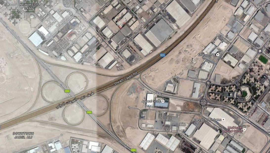 RTA announces new bridge linking Jebel Ali North, South