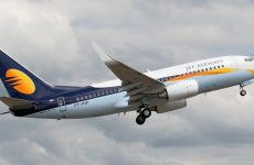 Etihad-Backed Jet Airways Posts First Quarterly Profit Since 2012