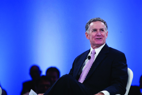 KPMG's chairman discusses competing in the 'big four' - Gulf