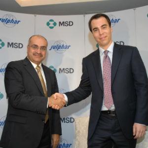 Julphar Launches MSD Partnership