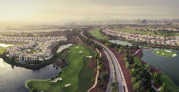 Image result for Jumeirah Golf Estates