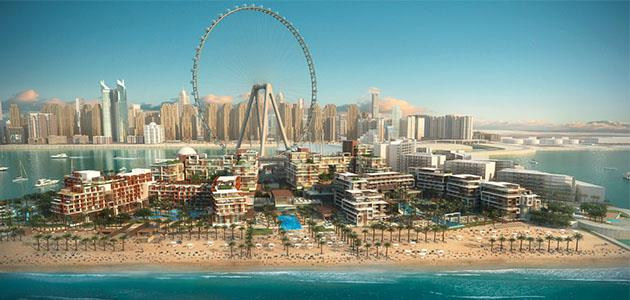 Dubai's RTA Awards Dhs475m Contract For Mega Bluewaters Island Project