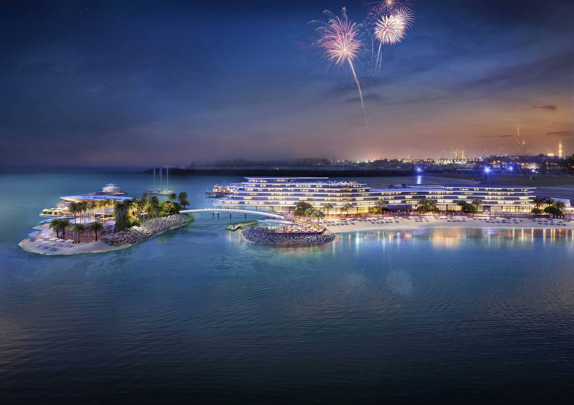 Dubai's Ruler Approves Expansion Of Jumeirah Beach Hotel