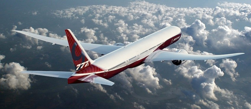 Emirates Firms Up Boeing 777X Order