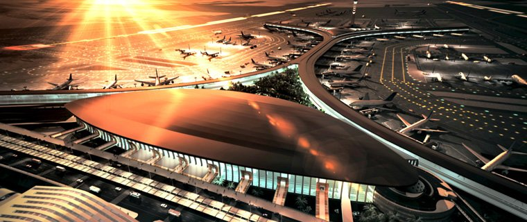 Jeddah's new airport to open May 2018