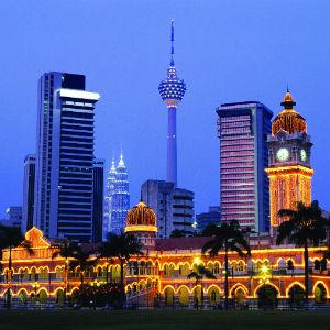 Mesmerising Malaysia