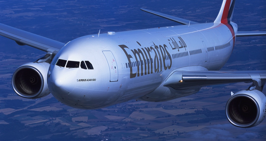 Emirates To Drop Kiev Flights