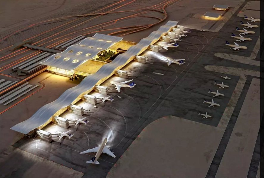 Saudi's first privately run terminal opens at King Khalid International
