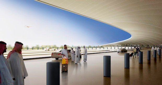 Kuwait eyes new $12bn northern airport