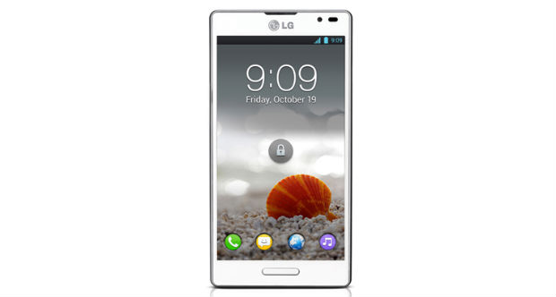 Review: LG Optimus L9 P768