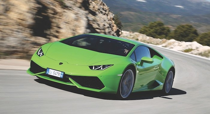 Car Review: Lamborghini Huracán