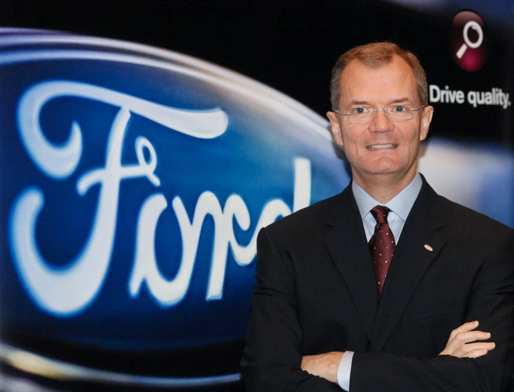 5 Minutes With…Larry Prein, managing director, Ford Middle East