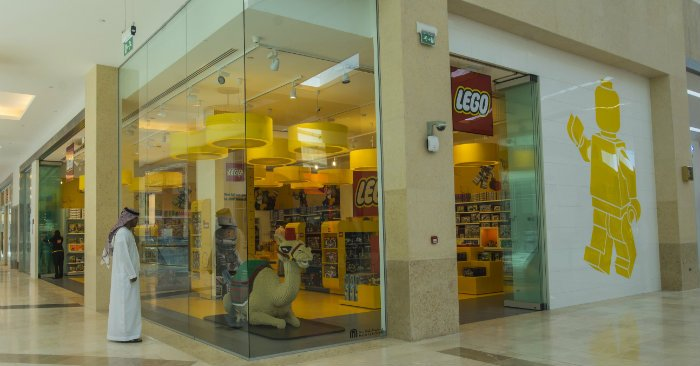 "Lego Opens First MENA Store In Abu Dhabi, Plans Dubai Store ""Soon"""