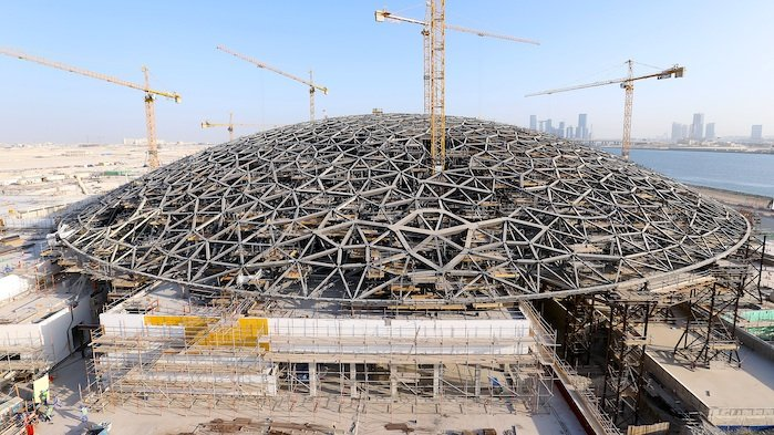 Abu Dhabi's TDIC confirms worker died at Louvre museum site