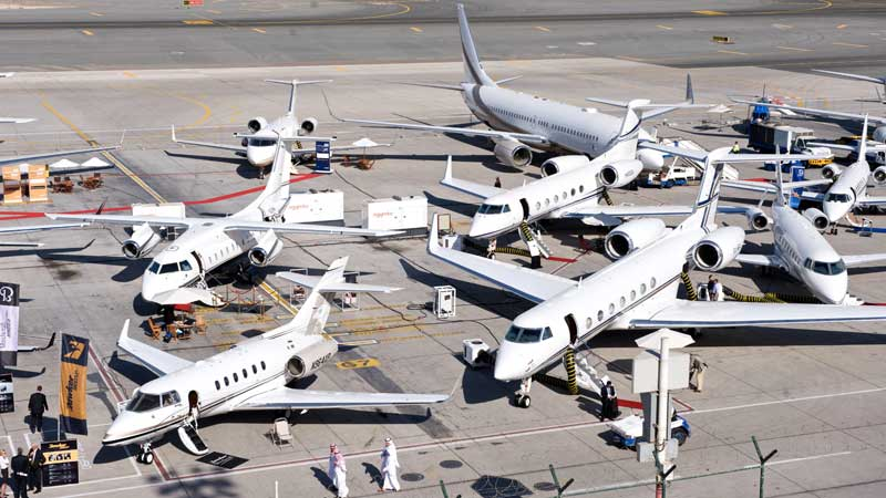 MEBA 2012: Middle East Business Aviation To Double To $1bn