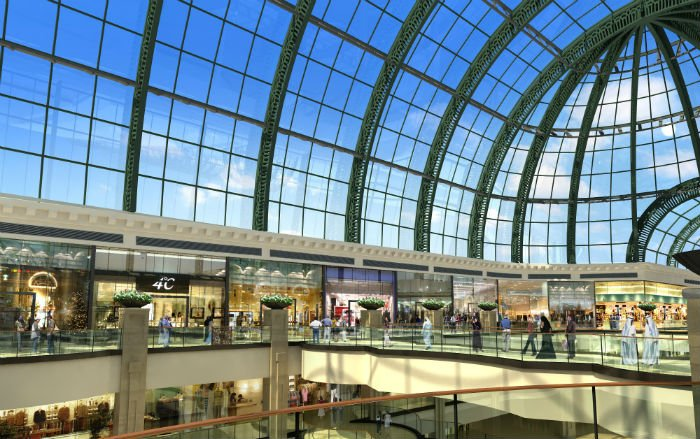 MAF Says Phase Two Of Mall Of The Emirates' Dhs1bn Expansion Begins