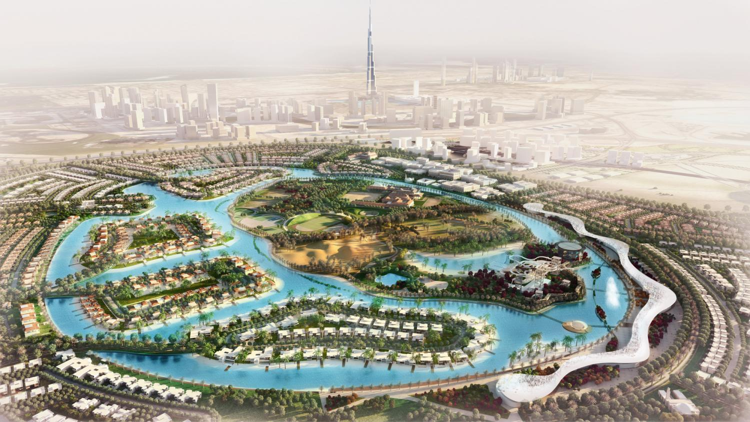 Top 10 Real Estate Projects In Dubai
