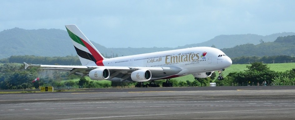 How A Pilot Operates An A380 During Take-Off