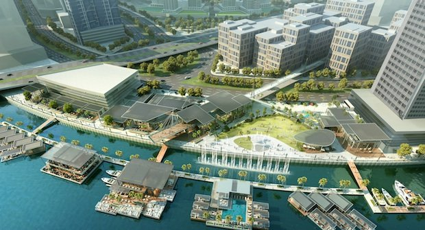 Water homes part of Dhs 1bn mega project launched in Dubai