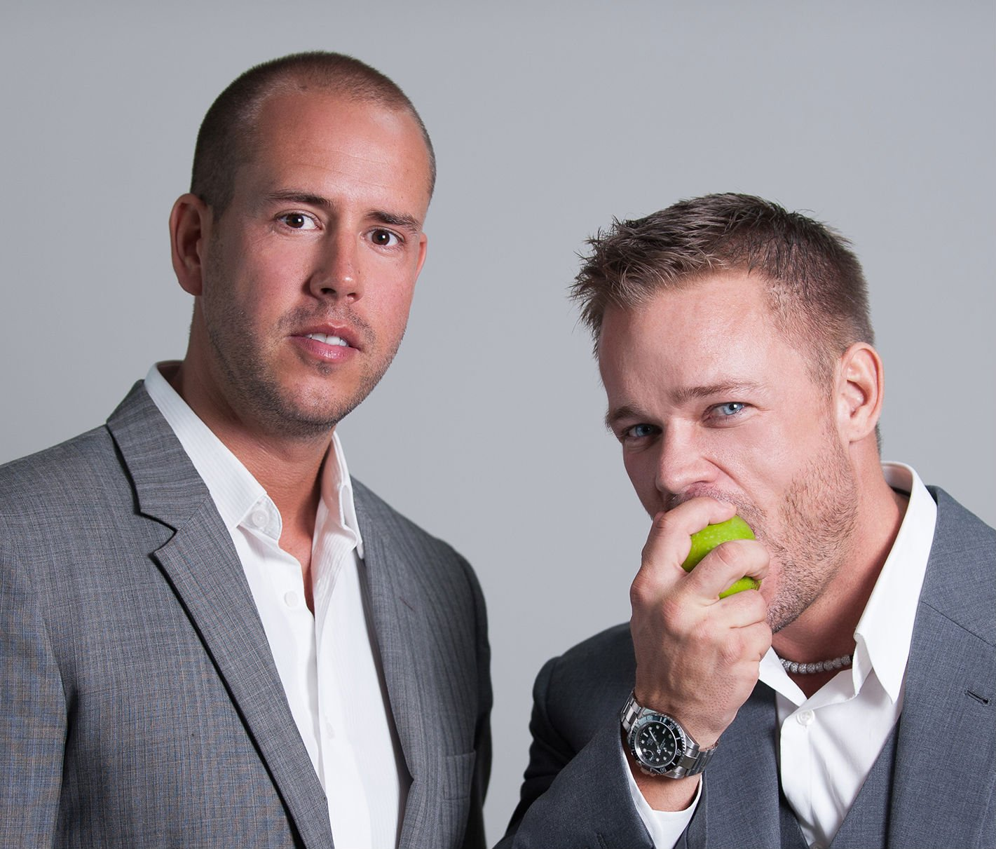 Five Minutes With… Andreas Borgmann and Mark Carroll, Founders, Kcal