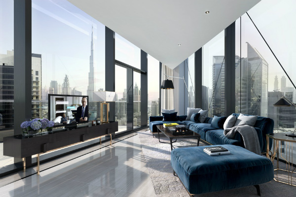 Dubai Based Property Developer Srg Has Launched A New Apartment Complex In The Burj Khalifa Distict Claimed To Address Area S Shortage Of Studios