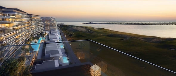 Abu Dhabi's Aldar awards Dhs30m contract for Mayan project