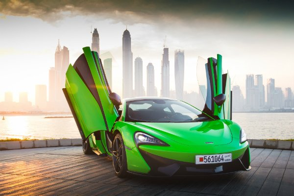 Car review: McLaren 570S