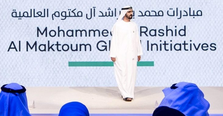 Dubai's ruler launches Dhs 1bn global aid foundation