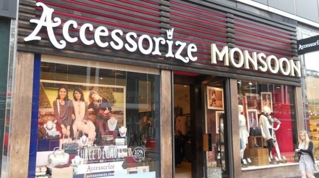 Majid Al Futtaim Fashion signs up Monsoon Accessorize and Sacoor Brothers