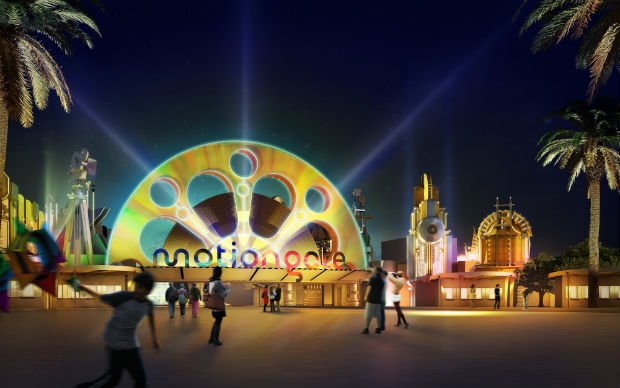 Theme parks operator DXB says some Motiongate rides may not be ready for opening
