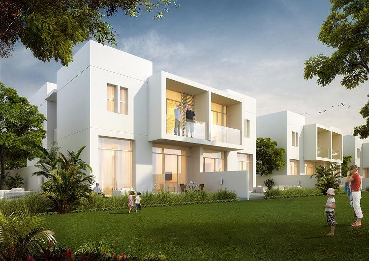Dubai Properties Launches Arabella Townhouses In Mudon Project