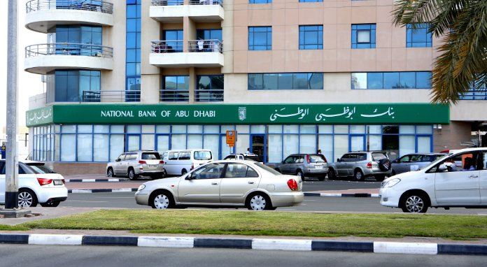 Four senior staff to leave Abu Dhabi bank NBAD ahead of merger with FGB