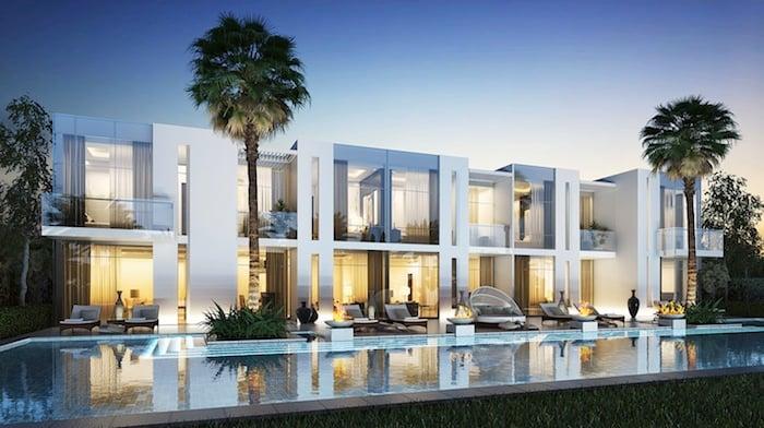 Dubai's Damac Launches New Hotel Villa Concept Within Akoya Oxygen