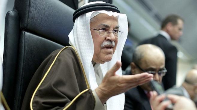 "Saudi Naimi's battles against Western ""greed"" shine light on Aramco IPO"