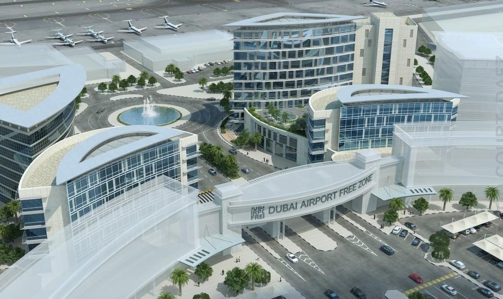 Dubai Airport Freezone Sees Revenues Rise 26%