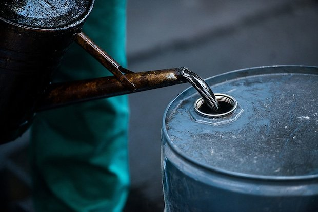 Brent reaches $80 a barrel after fall in US oil stocks