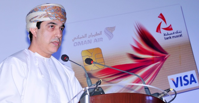 Oman Air And Bank Muscat Launch Visa Credit Card