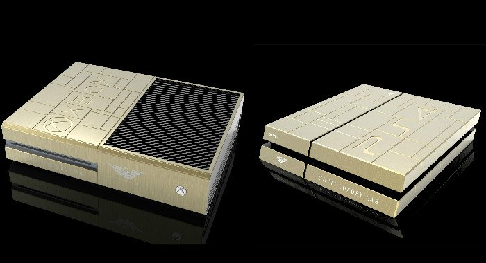 Jumbo To Launch World's First Gold Gaming Consoles In Dubai