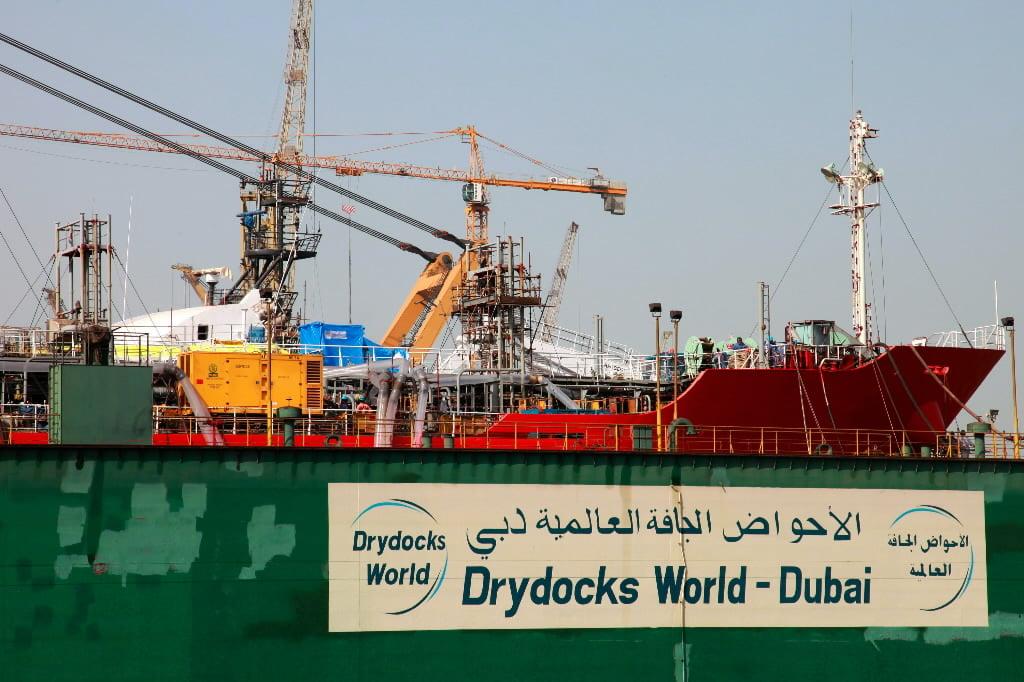 Dubai's Drydocks World Signs $730m North Sea Rig Deal