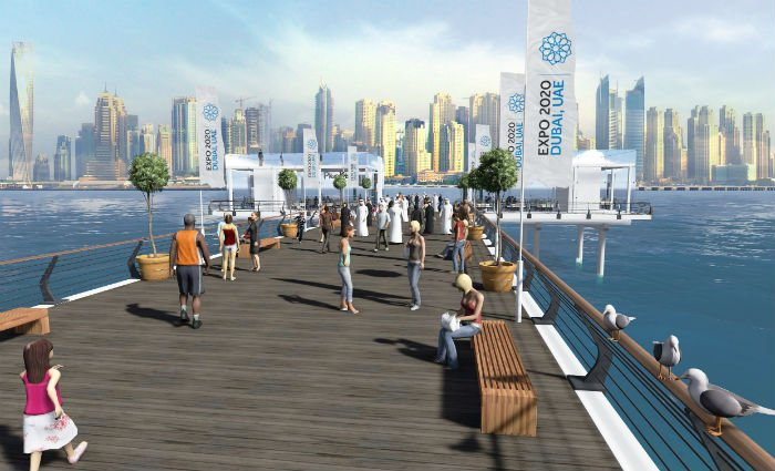Nakheel Appoints Halcrow To Design New Palm Attraction