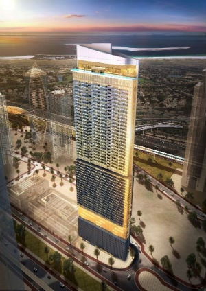 Damac Properties launches new Paramount-branded Dubai hotel tower