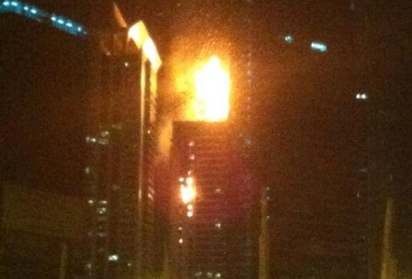 Experts – What Caused The JLT Fire In Dubai?