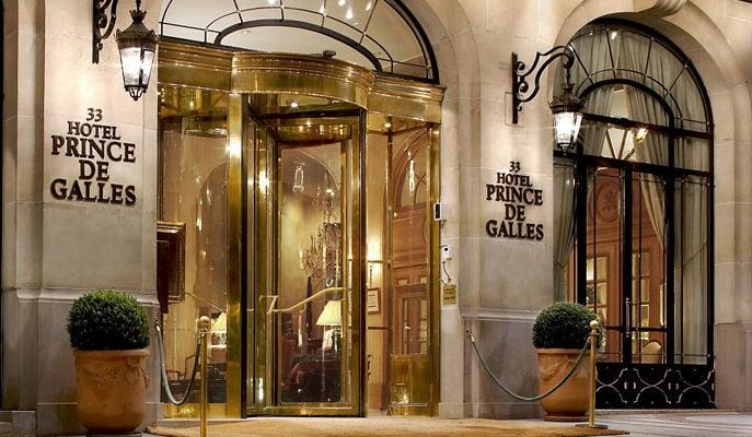 NBAD Signs Refinancing Deal With Paris' Prince de Galles Hotel